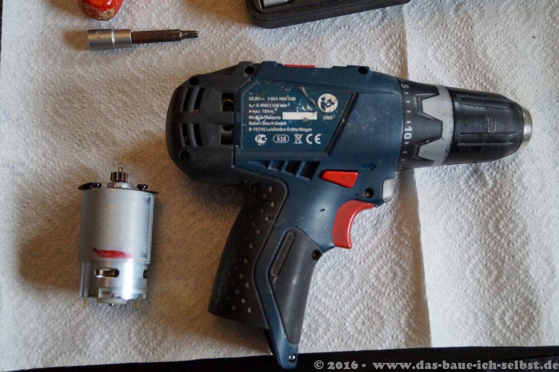 Reparaturanleitung Bosch Professional Gsr 108v 2 Li Wwwdas