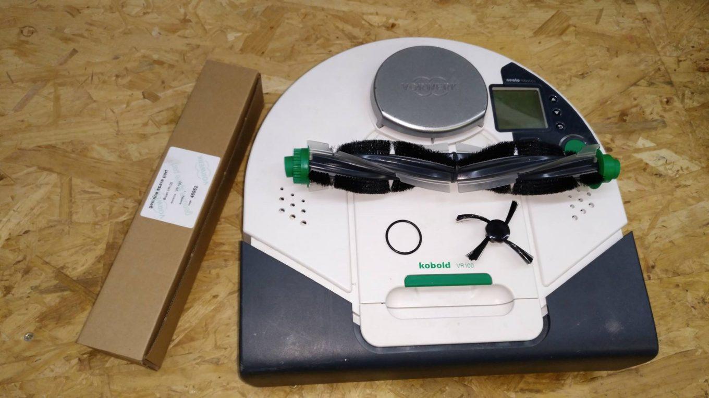 VR100 mit Ersatzteilen
